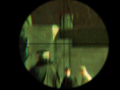 Terrorist Sniper Footage