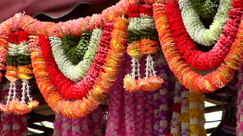 Indian Decorations Footage