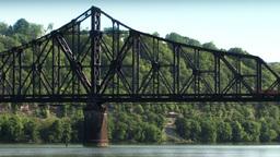 Coal Train 537 Footage