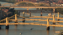 Three Sisters Bridges 521 Footage