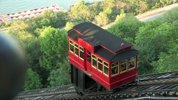 Duquesne Incline 523 Stock Video Footage