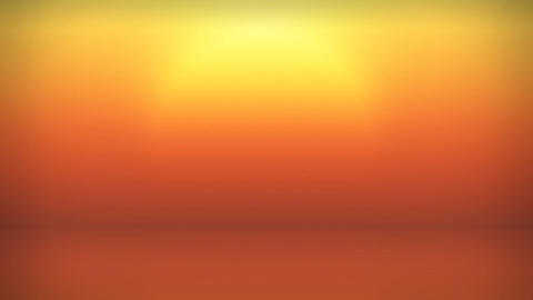 1071 South Pacific Island Sunset Loop Stock Video Footage