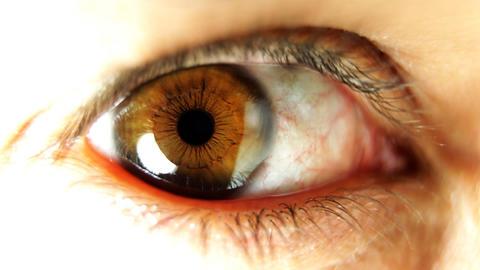 big_eye03 Stock Video Footage