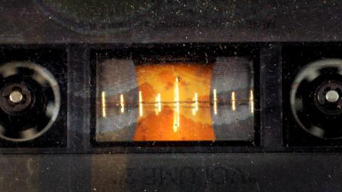 cassette_rewind09 Footage