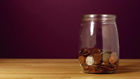 Savings Jar Footage