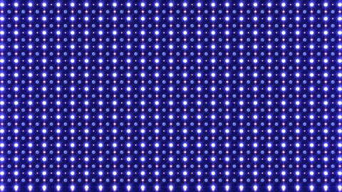 LED Wall 2 K Bb 1 B HD Stock Video Footage