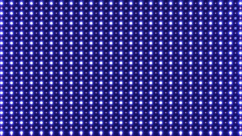 LED Wall 2 K Bb 1 B HD Stock Video Footage