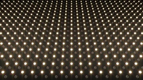 LED Wall 2 K Gb 1 BW HD Stock Video Footage