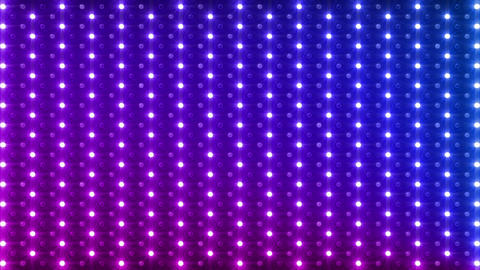LED Wall 2 S Bb 1 LRR HD Stock Video Footage