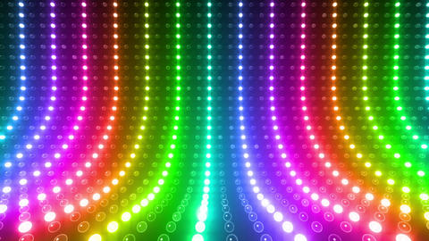 LED Wall 2 S Eb 1 LRR HD Stock Video Footage