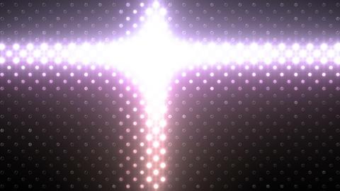 LED Wall 2 Wb Bb 1 BTW HD Stock Video Footage