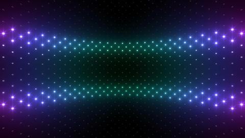 LED Wall 2 Wb Cs 1 BTR HD Stock Video Footage