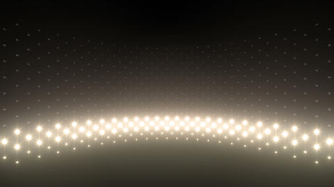 LED Wall 2 Wb Cs 2 BTW HD Stock Video Footage