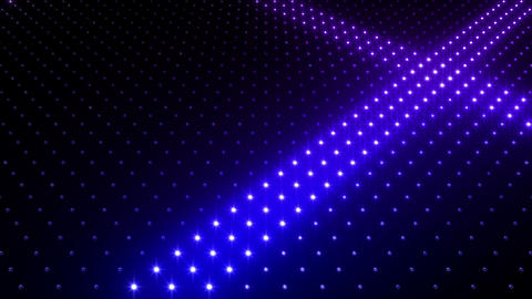 LED Wall 2 Wb Gs 1 N 1 B HD Stock Video Footage