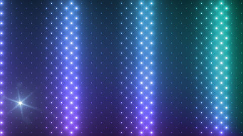 LED Wall 2 Wc Bs 1 LRR HD Stock Video Footage