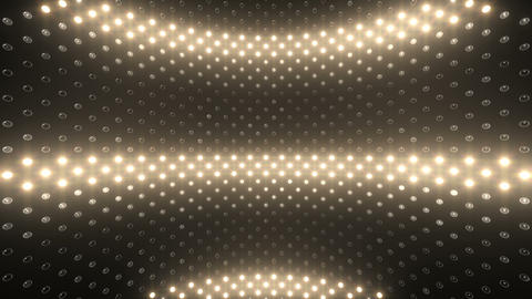 LED Wall 2 Wc Cb 1 BTW HD Stock Video Footage