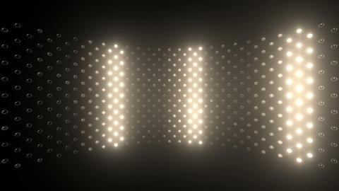 LED Wall 2 Wc Cb 2 LRW HD Stock Video Footage
