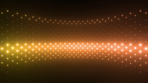 LED Wall 2 Wc Cs 2 BTG HD Stock Video Footage