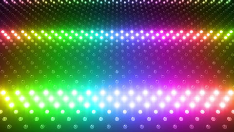 LED Wall 2 Wc Gb 1 BTR HD Stock Video Footage