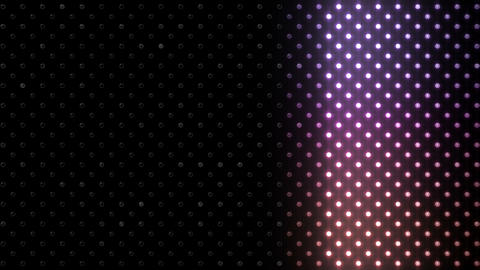 LED Wall 2 Ww Bb 1 LRW HD Stock Video Footage