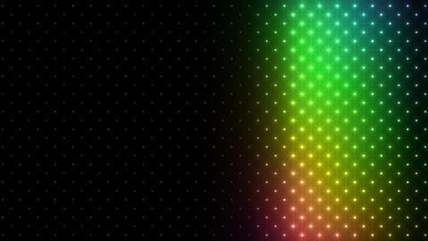LED Wall 2 Ww Bs 1 LRR HD Stock Video Footage