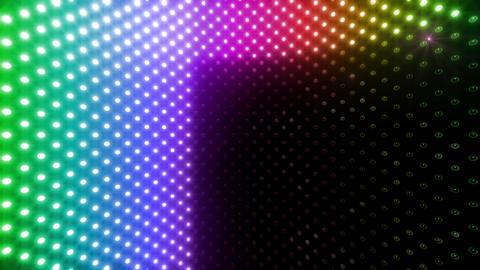 LED Wall 2 Ww Cb 1 LRR HD Stock Video Footage