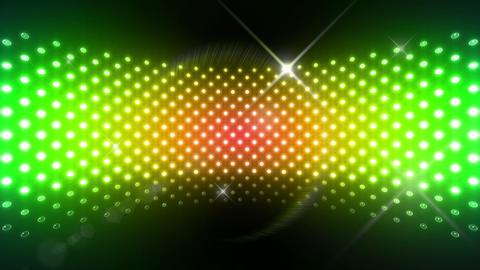 LED Wall 2 Ww Cb 2 BTR HD Stock Video Footage