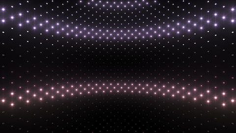LED Wall 2 Ww Cs 1 BTW HD Stock Video Footage