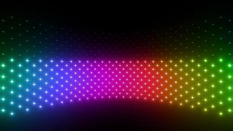 LED Wall 2 Ww Cs 2 BTR HD Stock Video Footage