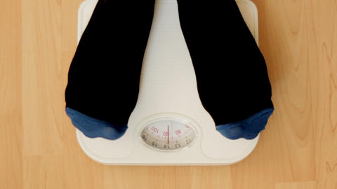 Weighing Scales Stock Video Footage