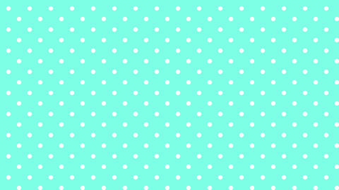 Dot pattern WHT Bg EME 10sec loop CG動画