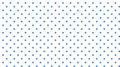 Dot Pattern BLE Bg WHT 10sec Loop stock footage
