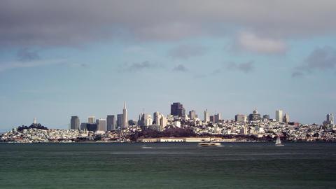 San Francisco Cityscape Timelapse Footage
