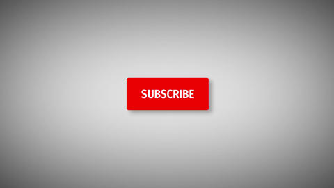 YouTube Subscribe Reminder CG動画素材