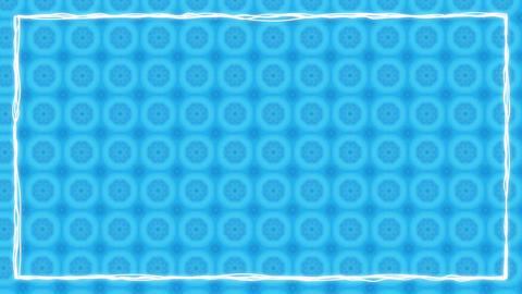 Border Frames Animated Kaleidoskopic Background 0