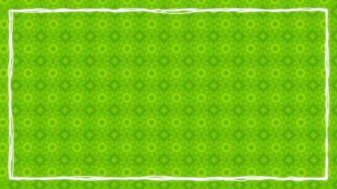 Border Frames Animated Kaleidoskopic Background 1