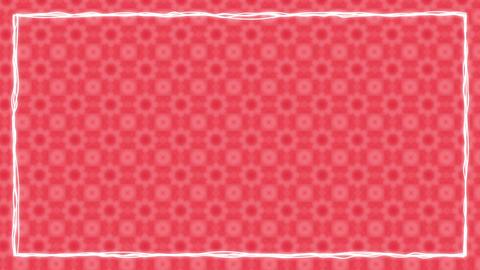 Border Frames Animated Kaleidoskopic Background 2