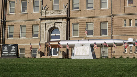 Saunders County Courthouse Live Action
