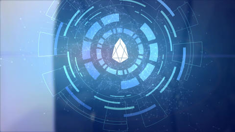 EOS Cryptocurrency Animation Pack