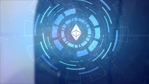 Ethereum Cryptocurrency Animation Pack 0