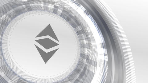Ethereum Classic Cryptocurrency Classic Animation Pack 2