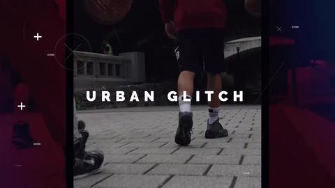 Urban Glitch Premiere Proテンプレート