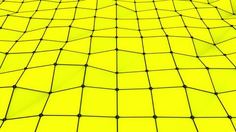 Yellow Plexus Animation