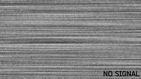 No Signal Low Signal Tv Pattern Animation
