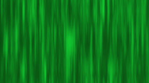 Green Animated Curtain Show Stage Stock Video Footage