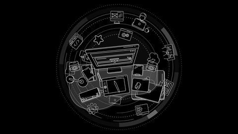 Web design profession Animation Animation