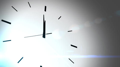 Time Clock Animation Pack