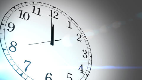 Time Clock Animation Pack 0