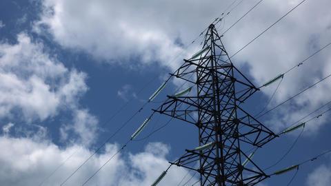 Energy Transmission Lines 03 Footage