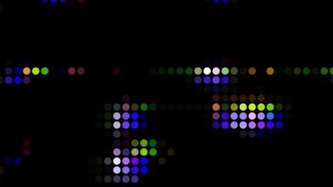 Future Tech 0157: Futuristic technology digital light abstraction Animation